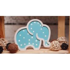 НОЧНИК В ДЕТСКУЮ слоник