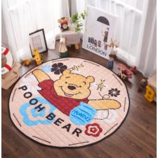 Детский коврик мешок для игрушек хлопковый Винни-Пух