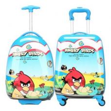 ЧЕМОДАН ДЕТСКИЙ Angry Birds