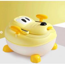 ГОРШОК GOOFY желтый
