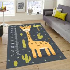 КОВРИК ПЛЮШЕВЫЙ жираф