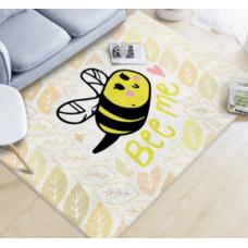 КОВРИК В ГОСТИНУЮ пчелка
