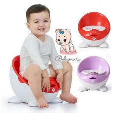 ГОРШОК Baby Age красный