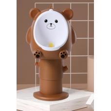 ПИССУАР мишка коричневый