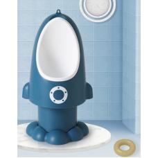 ПИССУАР ракета синяя