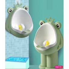 ПИССУАР лягушонок зеленый