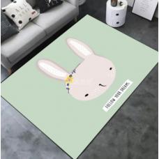 КОВРИК ПЛЮШЕВЫЙ кролик
