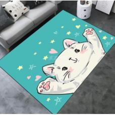 КОВРИК ПЛЮШЕВЫЙ котенок