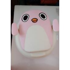 ГОРШОК  ДЕТСКИЙ пингвин розовый