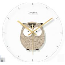 Часы настенные сова