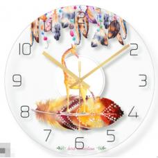 Часы настенные жирафик