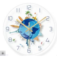 Часы настенные мир