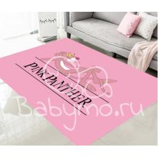 КОВРИК В ГОСТИНУЮ розовая пантера
